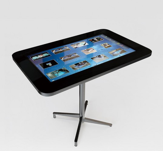 Multi-touch table –Τραπέζι πολλαπλής αφής