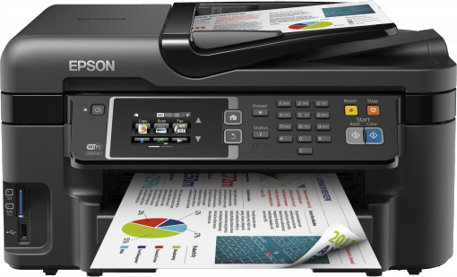 Πολυμηχάνημα EPSON Inkjet WORKFORCE WF-3620DWF