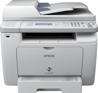 Πολυμηχάνημα Led EPSON WORKFORCE AL-MX200DNF