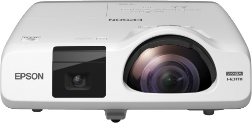 Epson Projector - EB-536wi - ΔΙΑΔΡΑΣΤΙΚΟ ΠΡΟΒΟΛΙΚΟ
